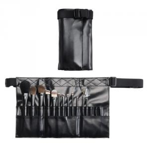 PF0099-12P 12-pc make up brush set w/waist pouch