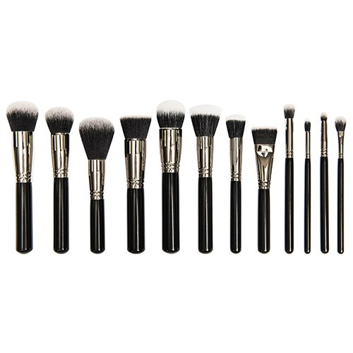 PF0204 Professional make up brush set