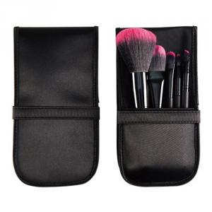 PF0163 5-pc make up brush set w/ pouch